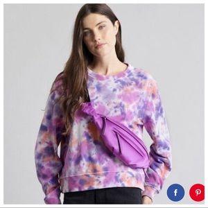 🆕 NWT Elizabeth and James Tie Dye Sweatshirt
